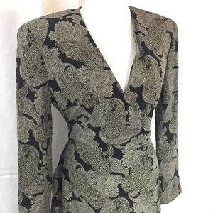 Jones New York Ladies Size 4 Jacket/Blazer